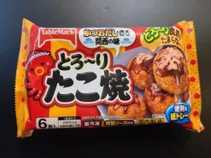 日本大板章魚燒