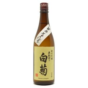 奥能登の白菊 純米吟釀 無濾過 生原酒 そのまんま