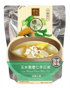 玉米鬚薏仁冬瓜茶