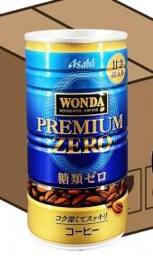 Asahi Wonda 高級無糖咖啡