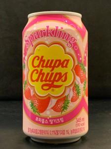 珍寶珠草莓味汽水