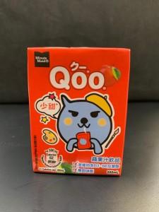 Qoo 蘋果汁